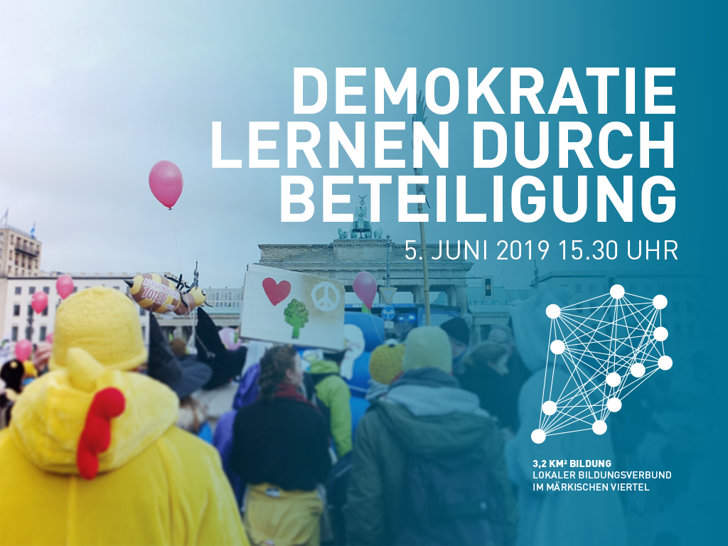 Demokratie lernen durch Beteiligung