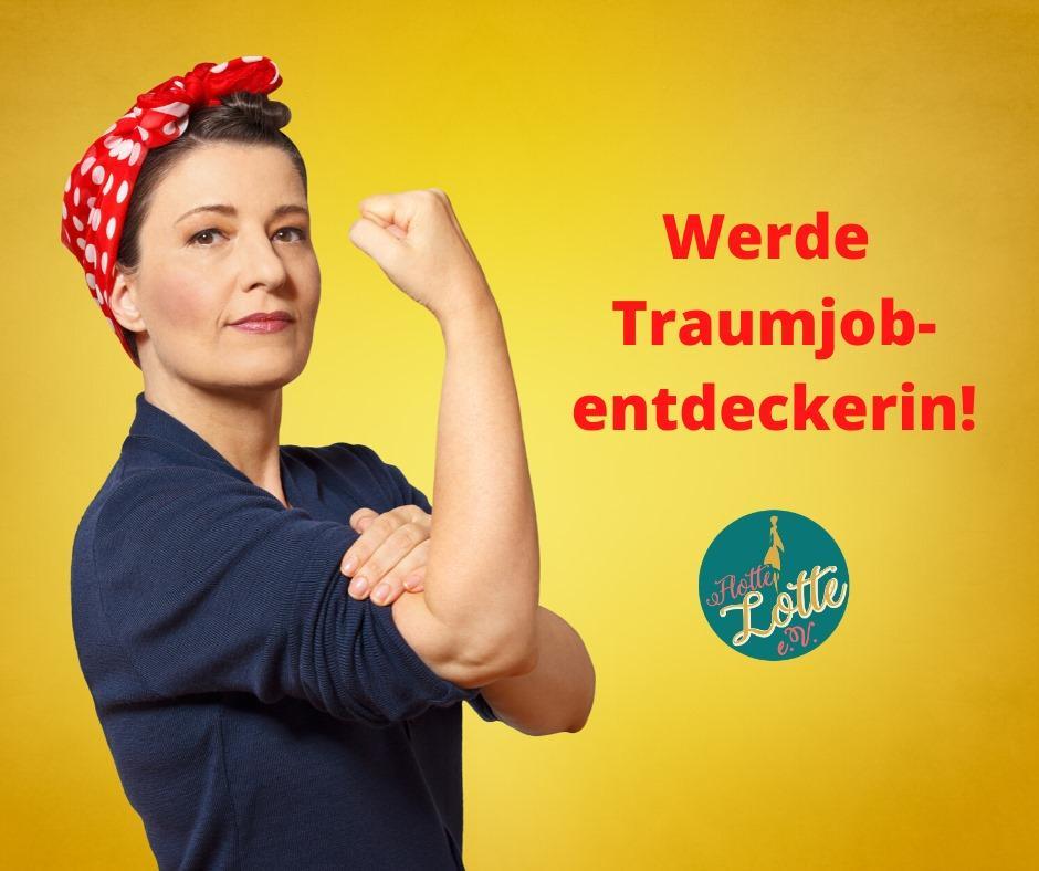BERUFSORIENTIERUNG FÜR FRAUEN