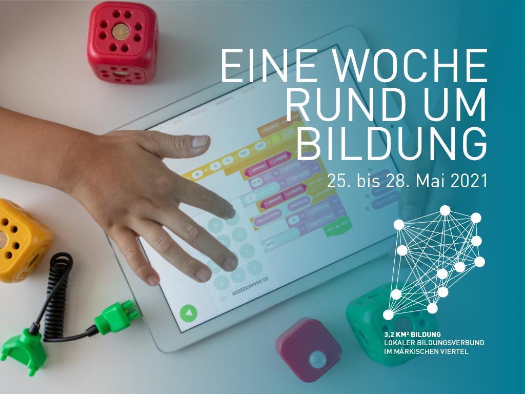 Programm: EINE WOCHE RUND UM BILDUNG